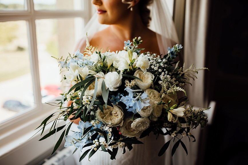 Kirtlington Park Wedding Flowers