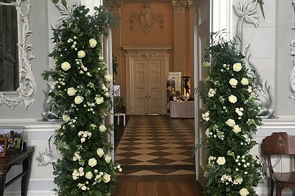 Ragley Hall Wedding Flowers