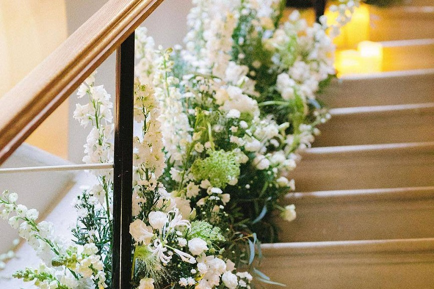 Kirtlington Park Wedding Flowers - Showcase 2019
